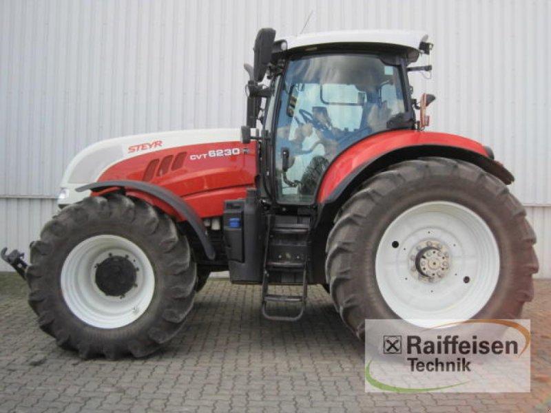 Traktor des Typs Steyr CVT 6230, Gebrauchtmaschine in Holle (Bild 1)