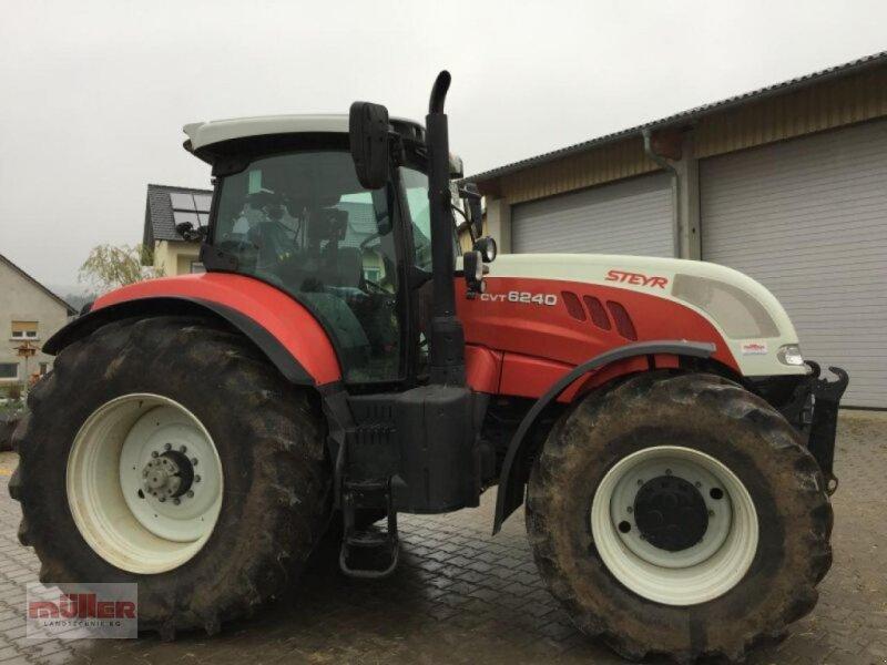 Traktor типа Steyr CVT 6240 Hi-eSCR, Gebrauchtmaschine в Holzhausen (Фотография 1)