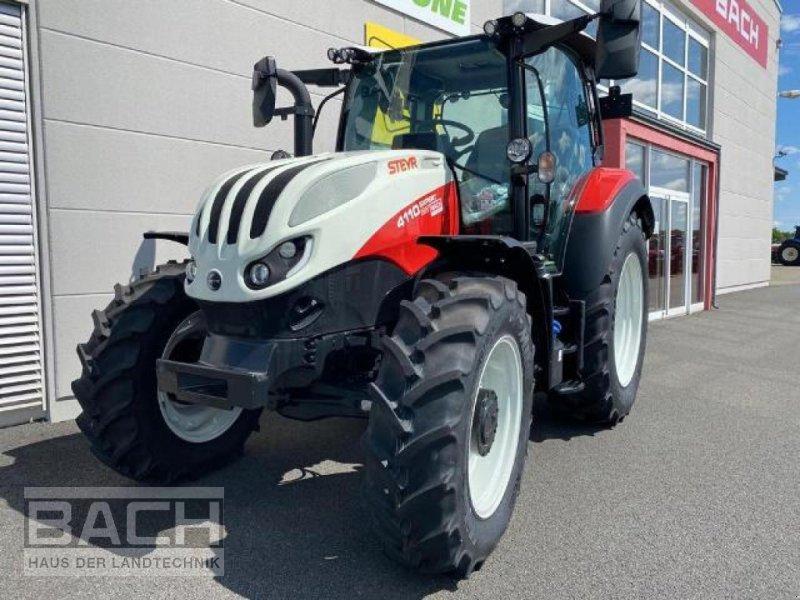 Traktor des Typs Steyr EXPERT 4110 CVT, Neumaschine in Boxberg-Seehof (Bild 1)