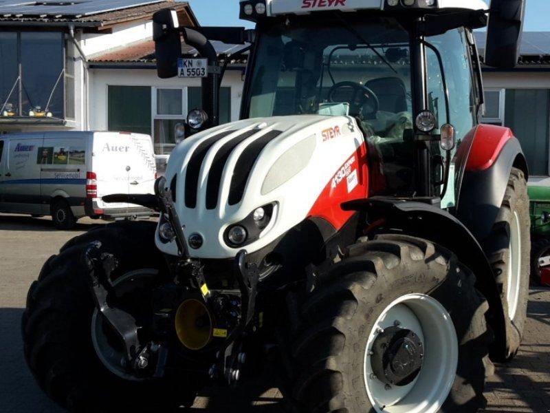 Traktor des Typs Steyr Expert 4130 CVT, Neumaschine in Mühlingen (Bild 1)