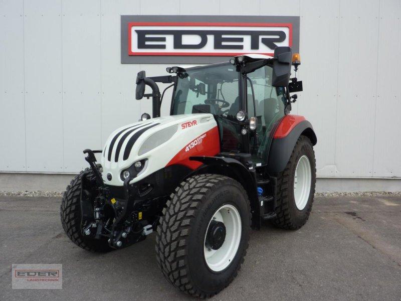 Traktor del tipo Steyr Expert 4130 CVT, Neumaschine en Tuntenhausen (Imagen 1)