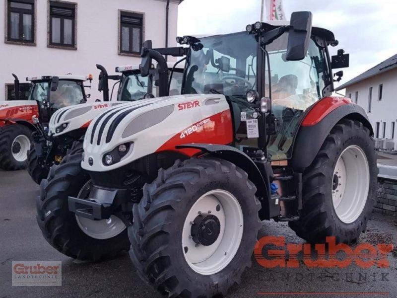 Traktor des Typs Steyr Expert CVT 4120, Neumaschine in Ampfing (Bild 1)