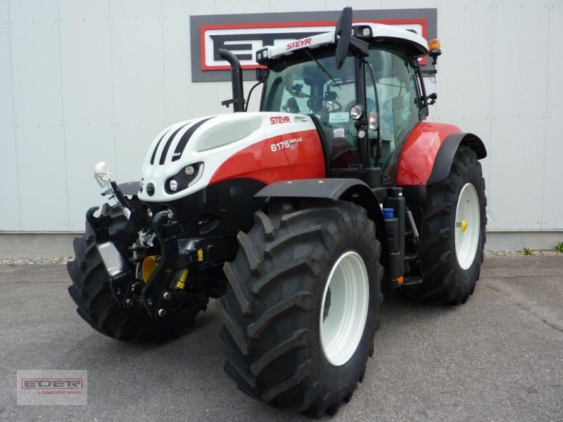Traktor a típus Steyr Impuls 6175 CVT, Neumaschine ekkor: Tuntenhausen (Kép 1)