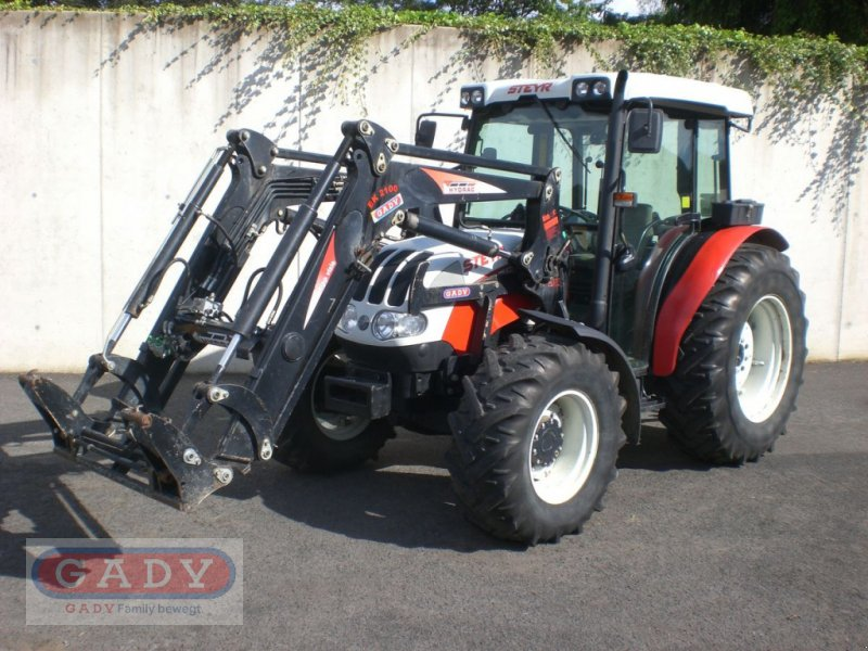 Traktor des Typs Steyr Kompakt 375 A Basis, Gebrauchtmaschine in Lebring (Bild 1)