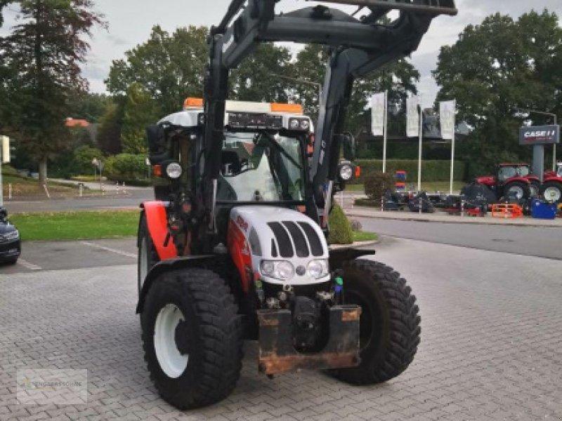Traktor типа Steyr Kompakt 375, Gebrauchtmaschine в Uelsen (Фотография 1)
