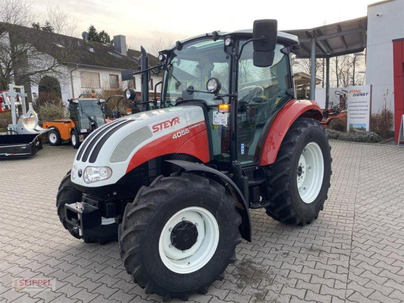 Traktor a típus Steyr KOMPAKT 4055 S PS AC, Neumaschine ekkor: Groß-Umstadt (Kép 1)