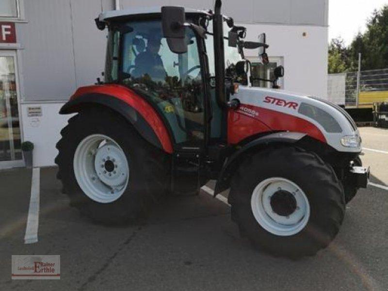Traktor des Typs Steyr Kompakt 4055 S, Gebrauchtmaschine in Erbach / Ulm (Bild 1)