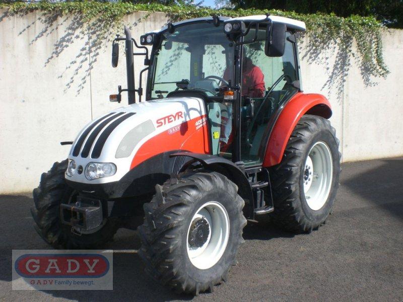 Traktor des Typs Steyr Kompakt 4065 S Basis, Gebrauchtmaschine in Lebring (Bild 1)
