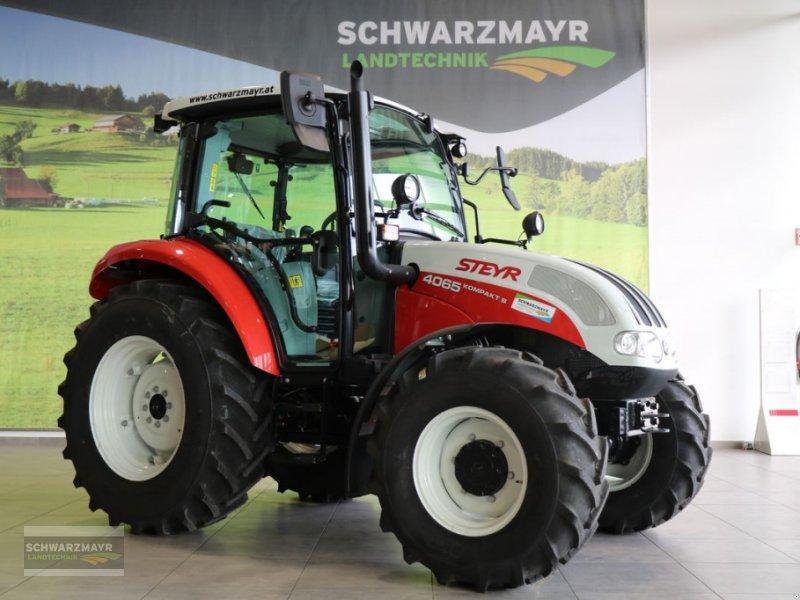 Traktor a típus Steyr Kompakt 4065 S Basis, Neumaschine ekkor: Gampern (Kép 1)