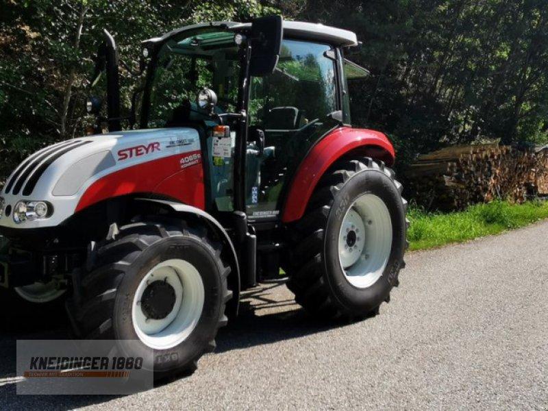 Traktor typu Steyr Kompakt 4065 S, Gebrauchtmaschine w Altenfelden (Zdjęcie 1)