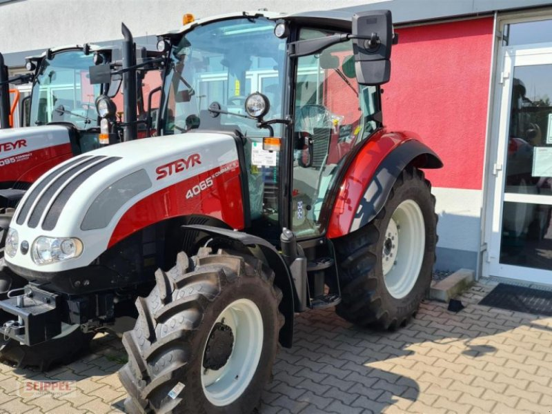 Traktor типа Steyr KOMPAKT 4065 S, Neumaschine в Groß-Umstadt (Фотография 1)