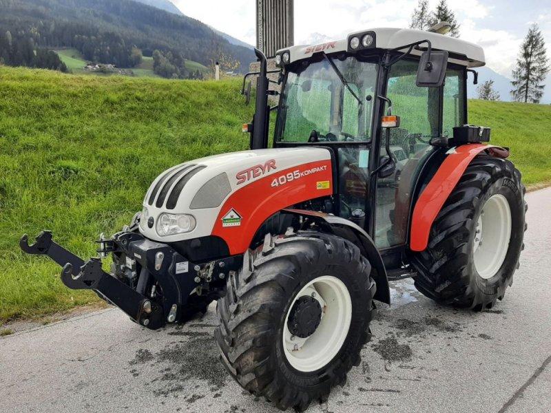 Traktor типа Steyr Kompakt 4095 A, Gebrauchtmaschine в Bramberg (Фотография 1)