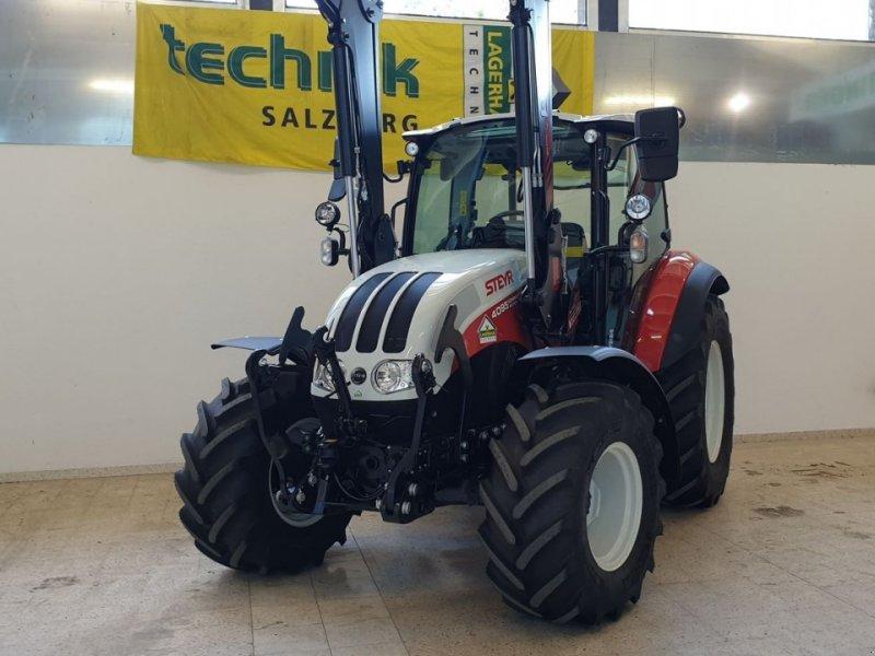 Traktor des Typs Steyr Kompakt 4095 HILO !Neumaschine!, Gebrauchtmaschine in Bruck (Bild 1)