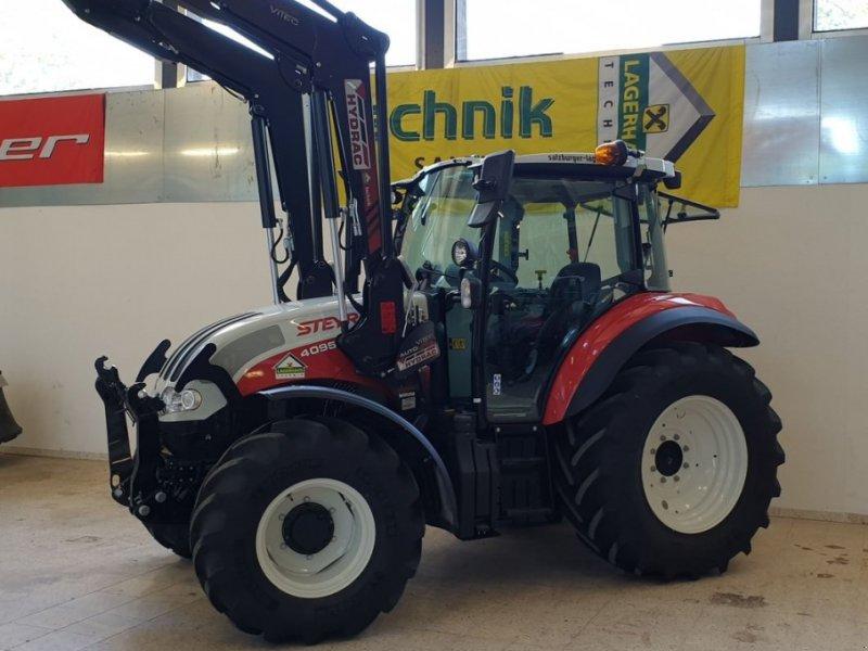 Traktor des Typs Steyr Kompakt 4095 HILO !Neumaschine!, Gebrauchtmaschine in Bruck (Bild 2)