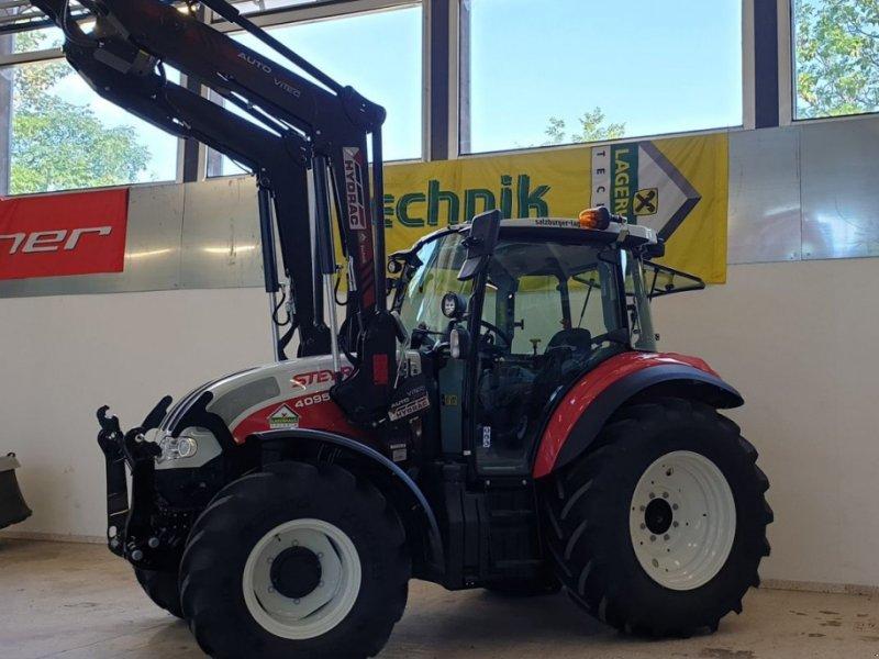 Traktor des Typs Steyr Kompakt 4095 HILO !Neumaschine!, Gebrauchtmaschine in Bruck (Bild 3)