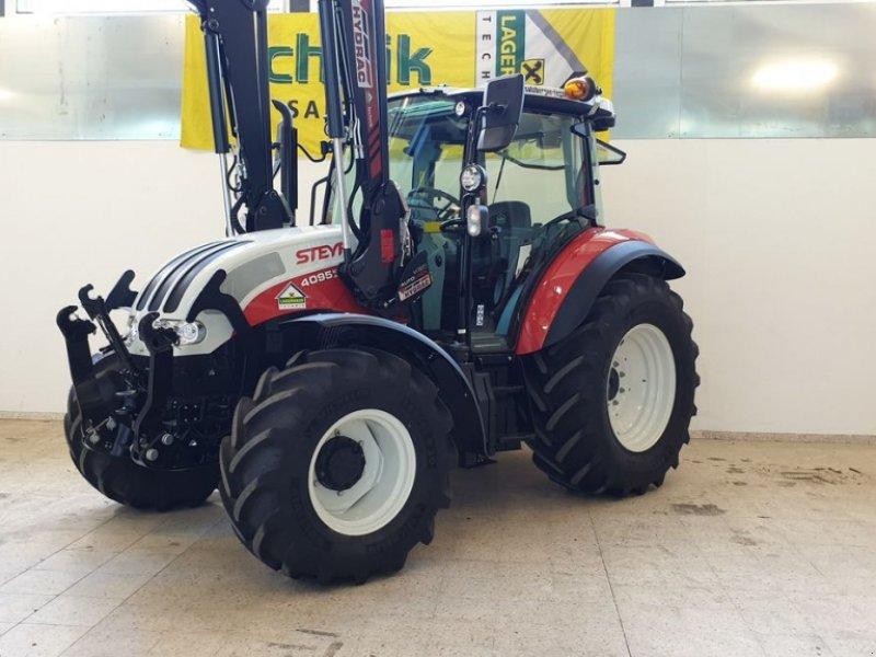 Traktor des Typs Steyr Kompakt 4095 HILO !Neumaschine!, Gebrauchtmaschine in Bruck (Bild 6)