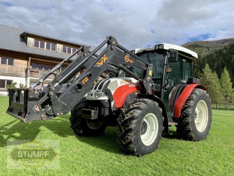 Traktor des Typs Steyr Kompakt 4095 Komfort 1, Gebrauchtmaschine in Grafenstein (Bild 1)