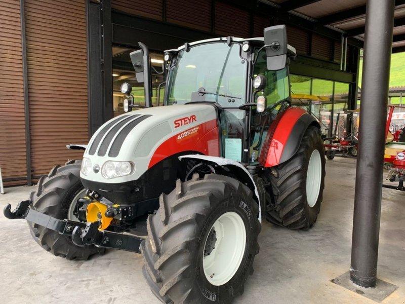 Traktor a típus Steyr Kompakt 4095, Neumaschine ekkor: Sulzberg (Kép 1)
