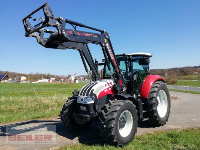 Traktor a típus Steyr Multi 4095 EcoTech, Gebrauchtmaschine ekkor: Burghaslach (Kép 1)