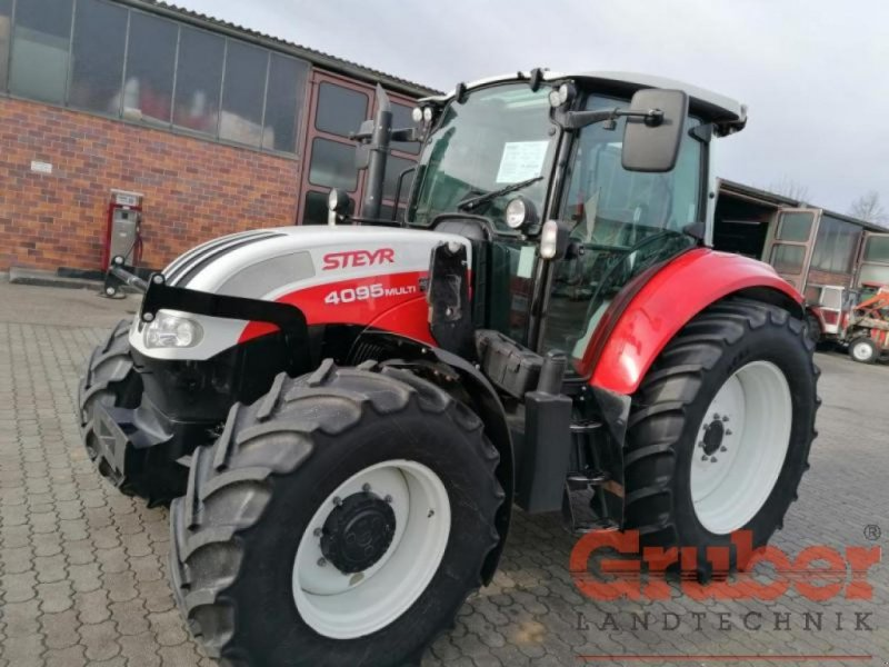 Traktor des Typs Steyr Multi 4095 ET, Gebrauchtmaschine in Ampfing (Bild 1)
