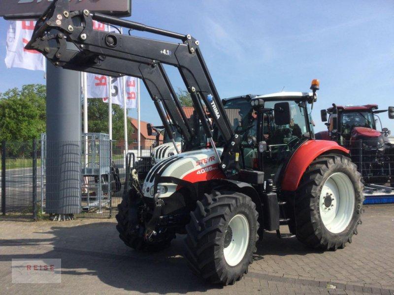 Traktor a típus Steyr Multi 4095 Profi, Gebrauchtmaschine ekkor: Lippetal / Herzfeld (Kép 1)