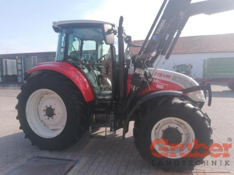 Traktor des Typs Steyr Multi 4095, Gebrauchtmaschine in Ampfing (Bild 1)