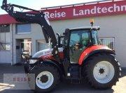 Traktor des Typs Steyr Multi 4100, Gebrauchtmaschine in Lippetal / Herzfeld