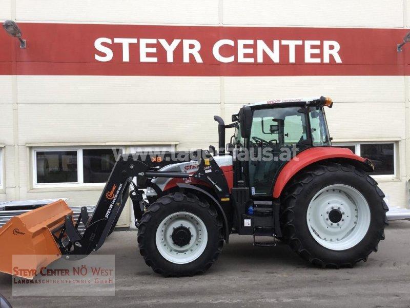 Traktor des Typs Steyr MULTI 4110, Gebrauchtmaschine in Purgstall (Bild 1)