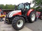 Traktor des Typs Steyr Multi 4115 Komfort in Saarburg