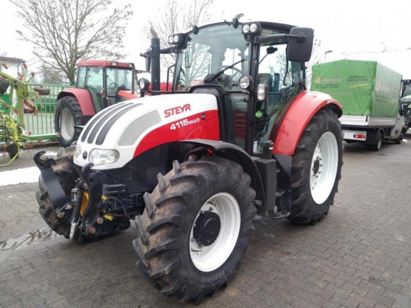 Traktor des Typs Steyr multi 4115 profi, Gebrauchtmaschine in EPPINGEN (Bild 1)