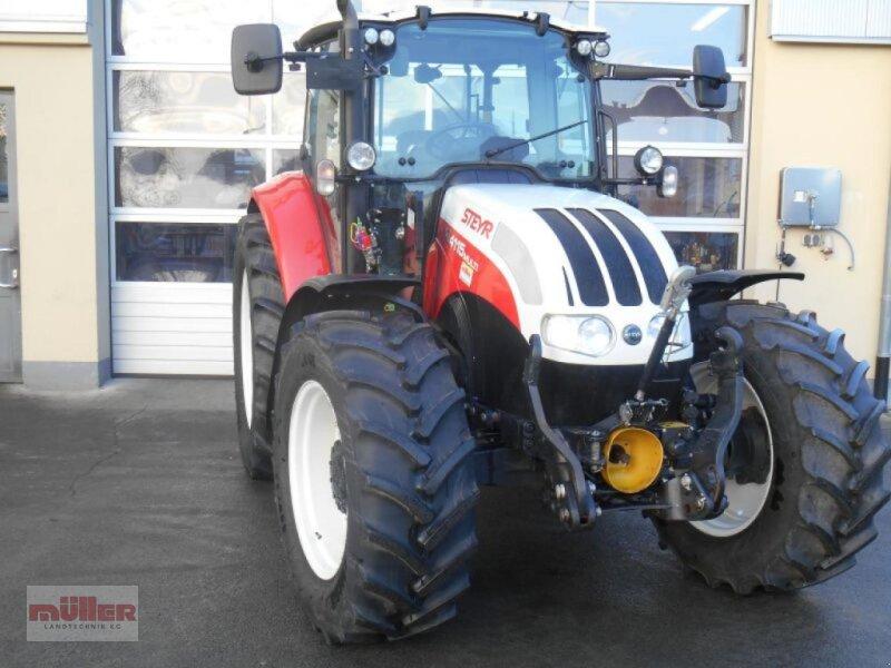 Traktor des Typs Steyr Multi 4115, Gebrauchtmaschine in Holzhausen (Bild 1)