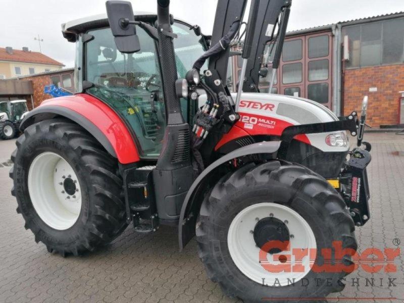 Traktor des Typs Steyr Multi 4120 ET, Gebrauchtmaschine in Ampfing (Bild 1)