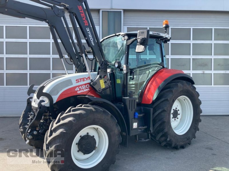 Traktor typu Steyr Multi 4120, Gebrauchtmaschine v Germaringen (Obrázok 1)