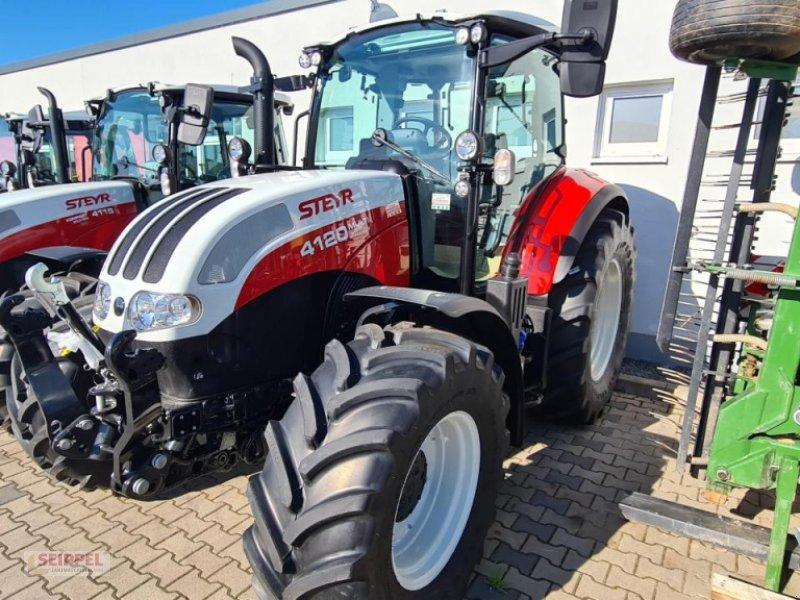 Traktor des Typs Steyr MULTI 4120, Neumaschine in Groß-Umstadt (Bild 1)