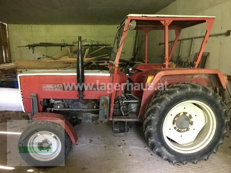 Traktor des Typs Steyr PLUS 545, Gebrauchtmaschine in Pregarten (Bild 1)