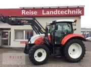 Traktor des Typs Steyr Profi 4110 Basis, Gebrauchtmaschine in Lippetal / Herzfeld