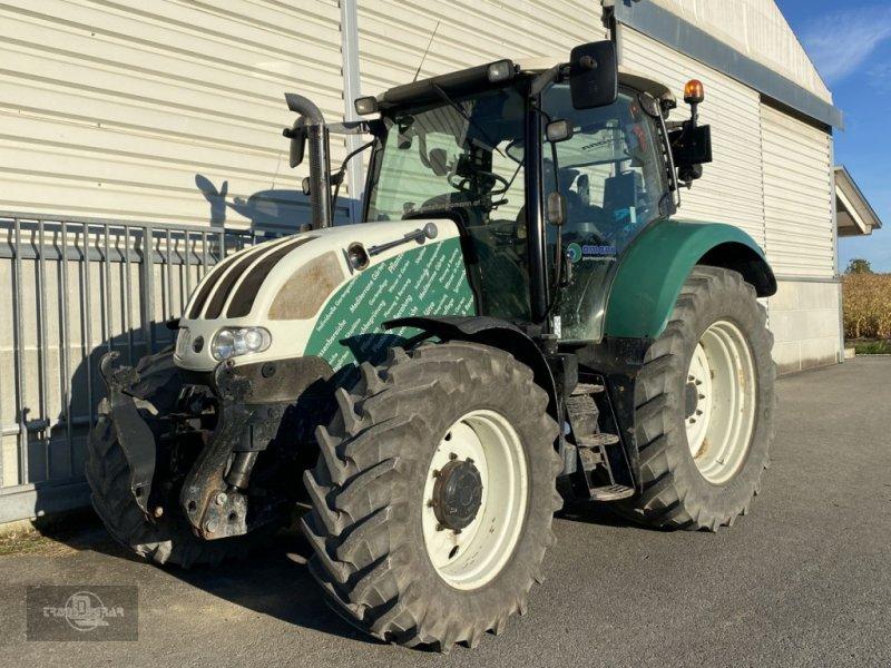 Traktor типа Steyr Profi 4110 Classic, Gebrauchtmaschine в Rankweil (Фотография 1)