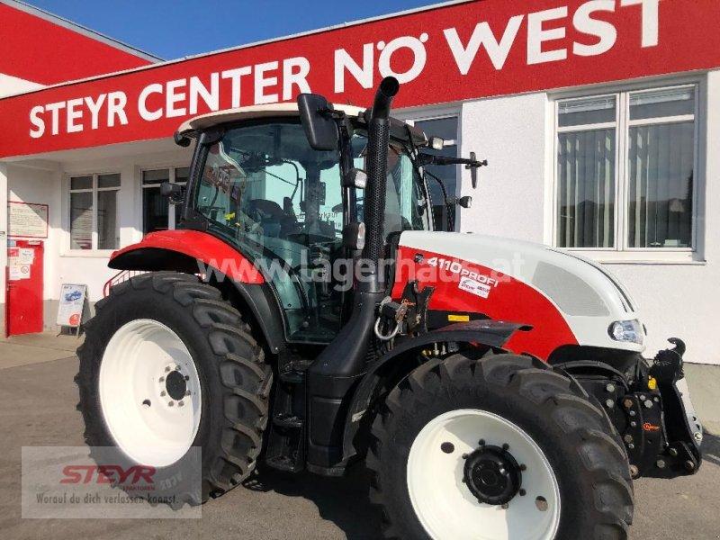 Traktor a típus Steyr PROFI 4110 CLASSIC, Gebrauchtmaschine ekkor: Kilb (Kép 1)