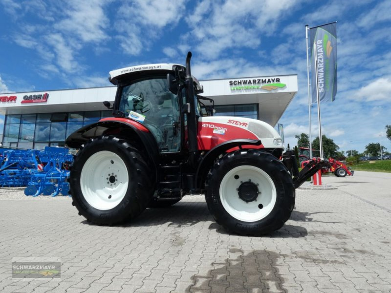 Traktor typu Steyr Profi 4110 Komfort, Gebrauchtmaschine w Aurolzmünster (Zdjęcie 1)