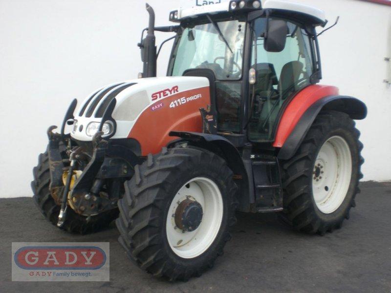 Traktor des Typs Steyr Profi 4115 Basis, Gebrauchtmaschine in Lebring (Bild 1)