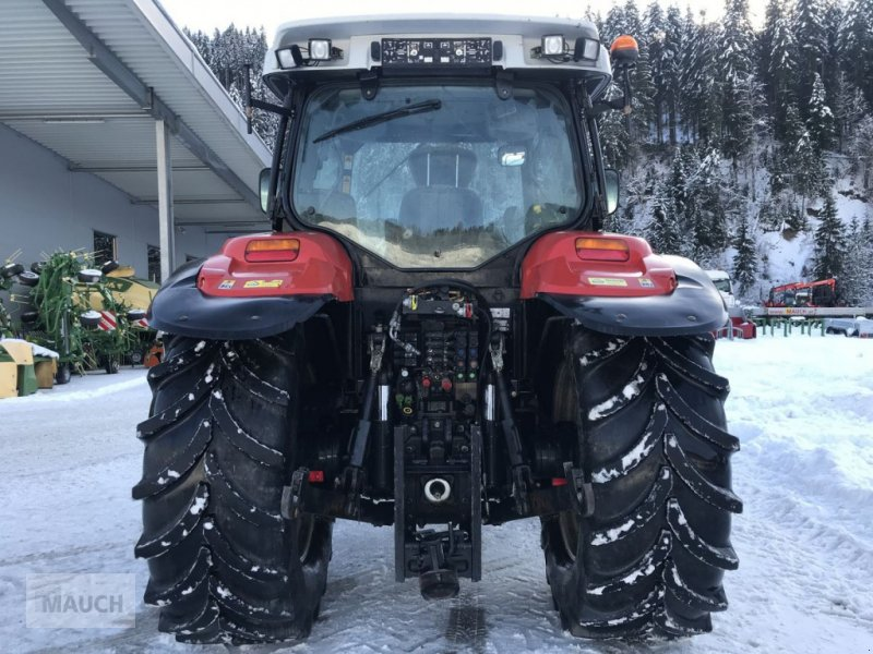 Traktor des Typs Steyr Profi 4115 + FH+FZW, Gebrauchtmaschine in Eben (Bild 7)