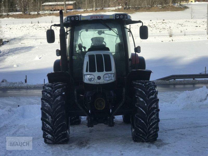 Traktor des Typs Steyr Profi 4115 + FH+FZW, Gebrauchtmaschine in Eben (Bild 3)