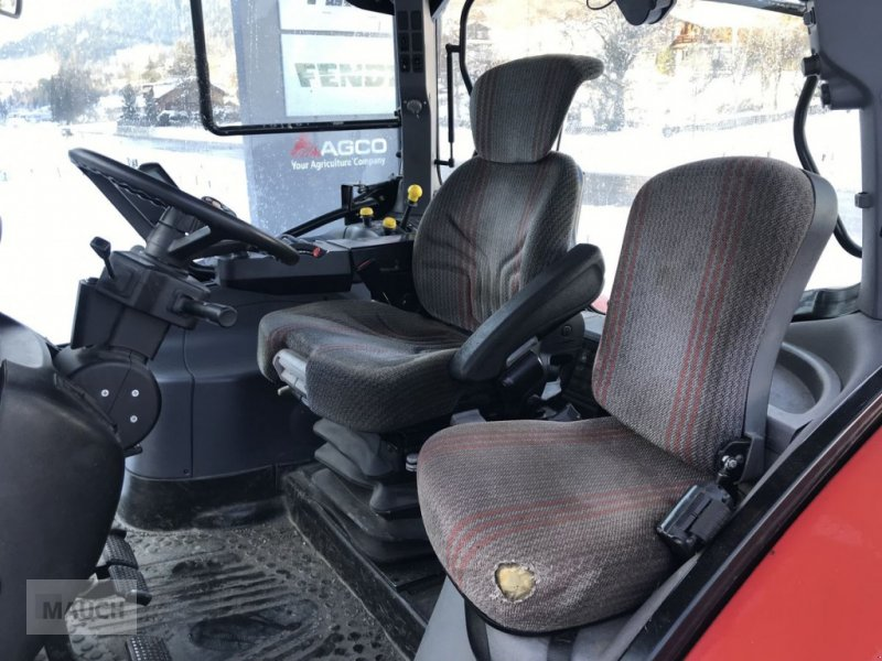 Traktor des Typs Steyr Profi 4115 + FH+FZW, Gebrauchtmaschine in Eben (Bild 10)