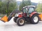 Traktor des Typs Steyr Profi 4115 in Bergheim