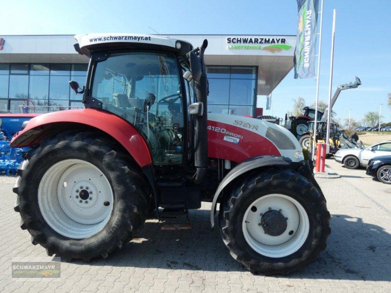 Traktor typu Steyr Profi 4120 Komfort, Gebrauchtmaschine w Aurolzmünster (Zdjęcie 1)