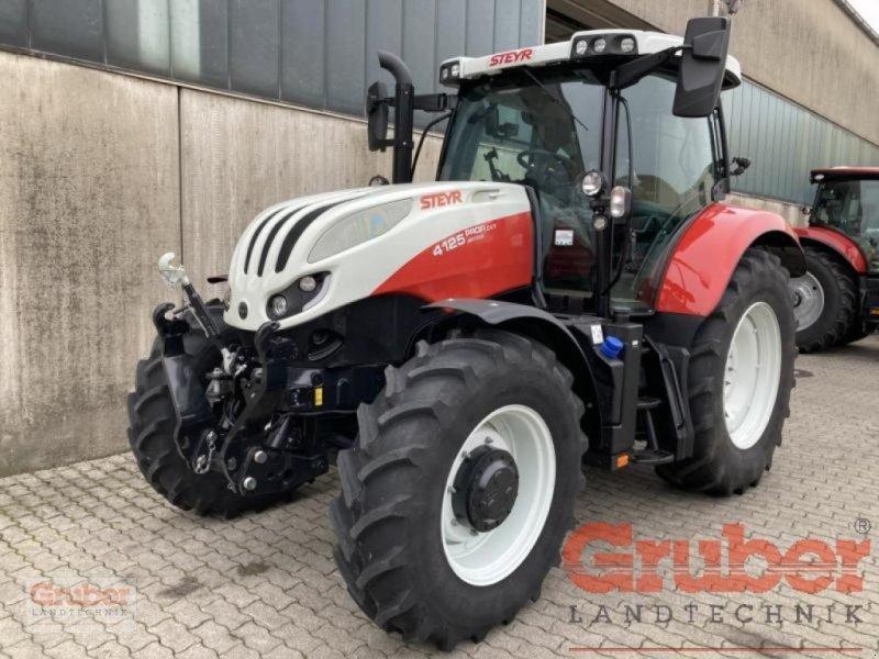 Traktor des Typs Steyr Profi 4125 CVT, Neumaschine in Ampfing (Bild 1)