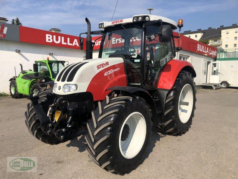 Traktor a típus Steyr Profi 4130 Komfort, Gebrauchtmaschine ekkor: Sierning (Kép 1)