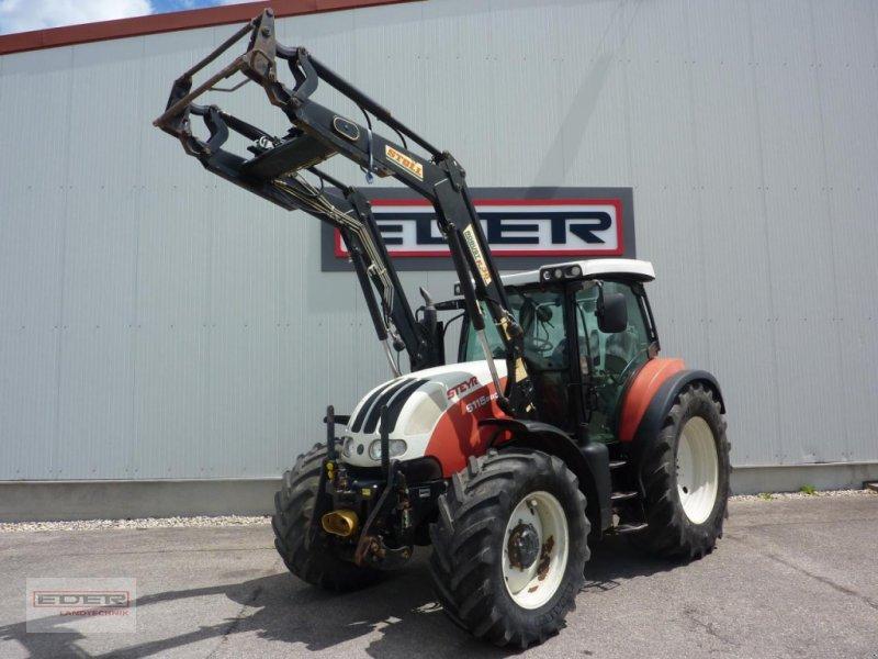 Traktor a típus Steyr Profi 6115 Multicontroller, Gebrauchtmaschine ekkor: Tuntenhausen (Kép 1)