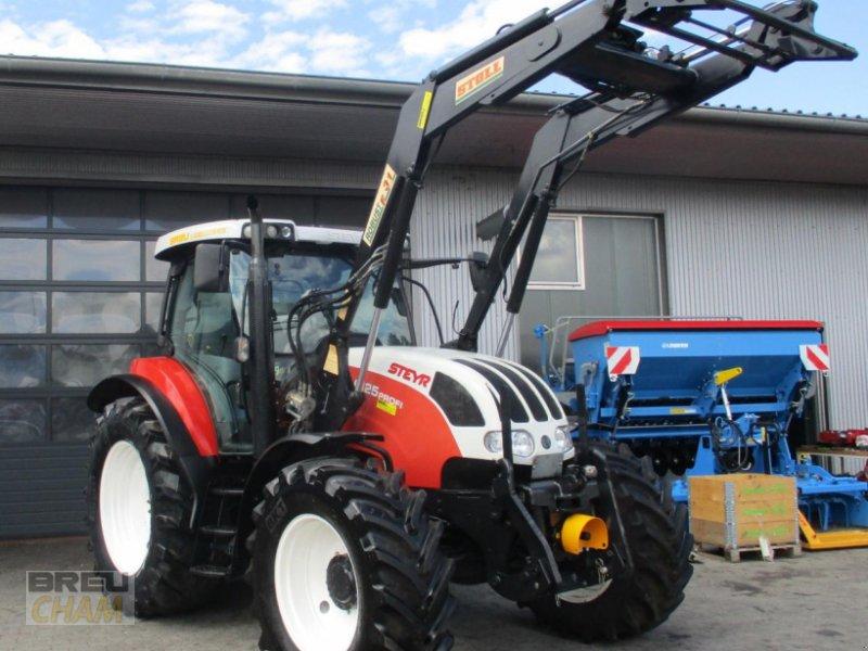 Traktor типа Steyr Profi 6125, Gebrauchtmaschine в Cham (Фотография 1)