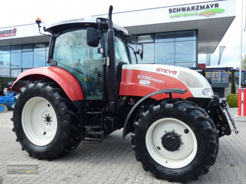 Traktor typu Steyr Profi 6135 Komfort, Gebrauchtmaschine w Aurolzmünster (Zdjęcie 1)